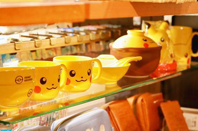 ✩ピカチュウのかわいい食器たち✩*⋆かわいいピカチュウの笑顔でお茶やごはんの時間も更に楽しくなりそう♩¨̮⋆⋆#ザッカニア#流山おおたかの森#流山おおたかの森sc#流山#流山市#こびとたちがつくったお店#雑貨#雑貨屋#雑貨のある暮らし#ポケモン#ピカチュウ#食器#マグカップ#土鍋#インテリア#zaccania#nagareyama#pokemon#chiba#ig_japan#japan#instagood